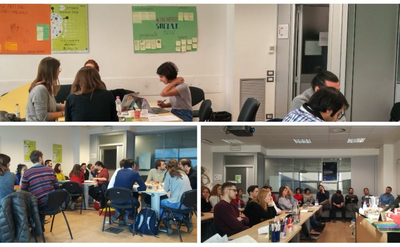 """FemTech.dk at the """"Education as a Common Good"""" Winter School in Trento (Italy)"""
