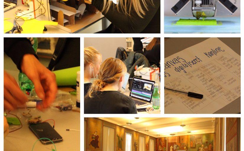 MakerWeek'17 by DIKU at KUBNord